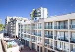 Hôtel Brisbane - Riverside Hotel South Bank-3