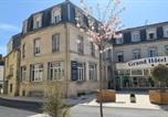 Hôtel Haute-Saône - Grand Hôtel Du Nord - Room Service Disponible-2