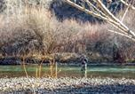 Location vacances Provo - Provo Riverside Homestead - Hot Tubs - 3 Cabins Together on Provo River-3