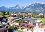 Hôtel Wildschönau - Angerer Alpine Suiten und Familienappartements Tirol-3