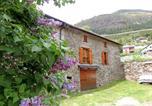 Porté Puymorens maison montagne