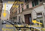 Hôtel Ville métropolitaine de Rome - Lemei House-3