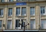 Hôtel Muidorge - Hôtel Victor-4