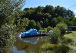 Camping avec Site nature Reygade - Camping Les 3 Sources-4