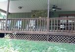 Location vacances Cherokee - Pioneer Cabins Cherokee-4