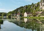 Camping avec WIFI Yonne - Camping Merry-sur-Yonne-1