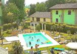 Location vacances San Colombano al Lambro - Studio in Gragnao with shared pool balcony and Wifi-1