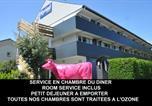 Hôtel Les Champeaux - Kyriad Lisieux-1
