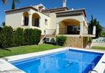 Location vacances Mijas - Holiday Home Villa Unica-1