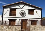 Location vacances Tomelloso - Casa Rural El Pajar de Puchero-3