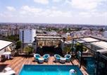 Hôtel Casablanca - Mövenpick Hotel Casablanca-4