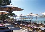Hôtel 5 étoiles Grosseto-Prugna - Grand Hôtel De Cala Rossa & Spa Nucca-1