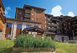 Location vacances Les Allues - Residence Odalys Le Hameau du Mottaret