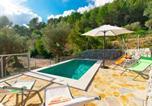 Location vacances Escorca - Villa Mancor Pool & Mountain Views-2