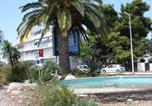 Location vacances Perpignan - Chambre d'Hôte Ciel Bleu-1