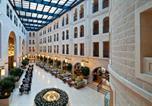 Hôtel Jérusalem - Waldorf Astoria Jerusalem
