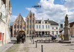 Location vacances Knokke-Heist - Knus appartement met 2 grote zonnige terrassen-4
