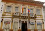 Hôtel Cuenca - Hotel La Orquidea