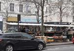 Hôtel Paris - Hôtel Les Chansonniers-3