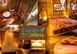 Village vacances Guadeloupe - Au Jardin Des Colibris Ecolodge&Spa-1