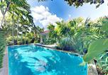 Location vacances West Palm Beach - Tropical El Cid Bungalow #Main home - Front-2
