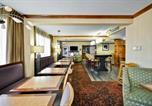 Hôtel Memphis - Hampton Inn Memphis Poplar-4