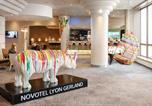 Hôtel 4 étoiles Chanas - Novotel Lyon Gerland Musée des Confluences-3