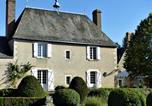 Hôtel Indre-et-Loire - Le Manoir du Clôt