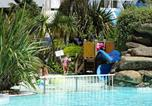 Camping avec Piscine Fouesnant - Camping Les Saules -4