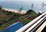Location vacances Sesimbra - Estudio T0 sobre a praia-4