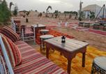 Camping  Acceptant les animaux Maroc - Luxury Camp Camelhouse-1