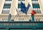 Hôtel Villerville - Hôtel Beach Hotel-4