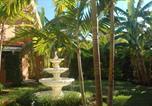 Location vacances Sanibel - Beach Road Villas-1