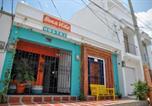Hôtel Colombie - Bona Vida Hostel La Tercera-4