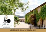 Hôtel Alcántara - Hotel Rural A Velha Fabrica-1