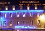 Hôtel Espalion - Hôtel de France-2