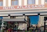 Hôtel Fès - Hôtel Atlas Saiss Fès-2