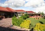 Hôtel Zambie - Honeybed Lodge-3