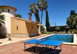 Location vacances Tibi - Chalet Alicante Experiencia Unica-3
