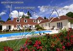 Hôtel Rochefort-en-Yvelines - Les Agapanthes-4