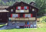 Location vacances Grächen - Heiderösli 1st Floor and Attic Apartment-1