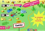 Camping avec Site nature Vauvert - Camping de Fondespierre-4