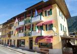 Hôtel Province de Belluno - Albergo Garni Barancio-3
