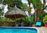 Location vacances Willemstad - Caribbean Flower Apartments-2