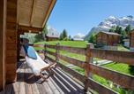 Location vacances Saas-Fee - 3-Schlafzimmer Chalet Eichhorn, Saas Fee 1800m-3