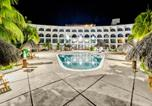 Hôtel Uxmal - Uxmal Resort Maya-2