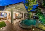 Location vacances Denpasar - Relaxing Villa, Private Pool, Free Wifi, Bbq Facilities at Seminyak Side-2