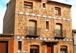 Location vacances Alía - Casa rural El Pinche-1