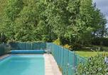 Location vacances Mauron - Holiday home Ménéac 16 with Outdoor Swimmingpool-4