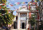 Hôtel Népal - Dormitory Nepal-1